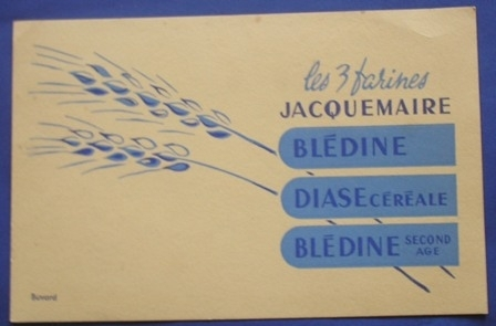 Farines JACQUEMAIRE