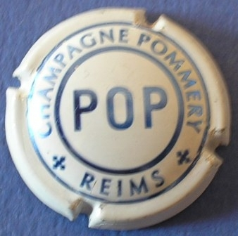 Quart POMMERY Pop n°107