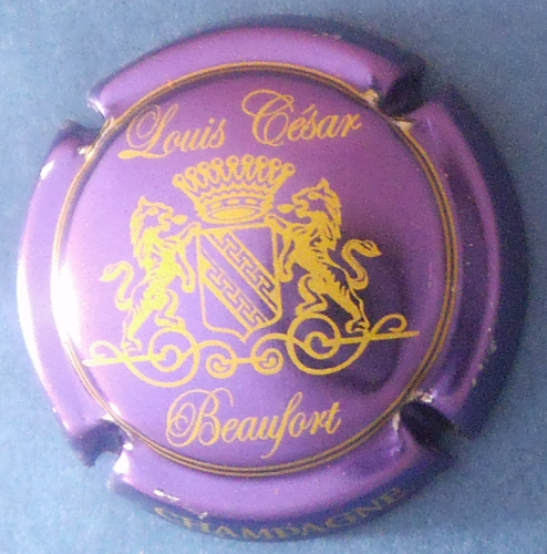 BEAUFORT Louis César n°4